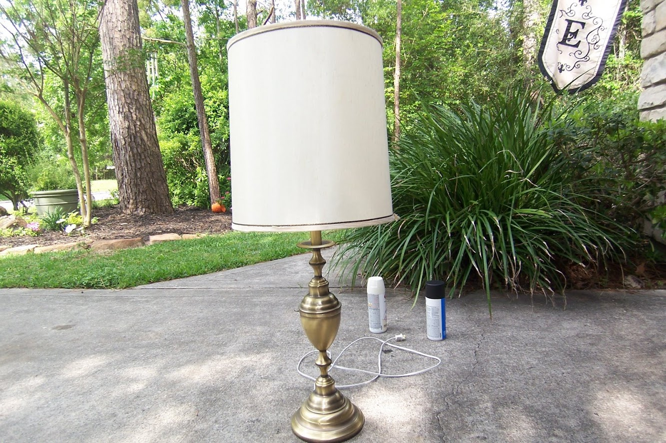 The $5 lamp