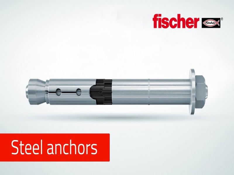Bu lông nở Fischer FAZ C 1.4529 chống ăn mòn cao
