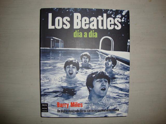 Mi colección de los Beatles (vinilos, cds, etc)