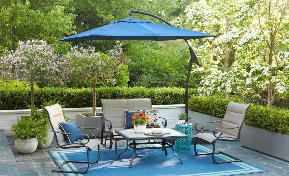 6 patio umbrellas to keep your backyard cool this summer