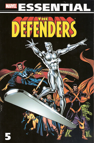 Essential Defenders, v. 5, cover
