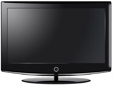 Tutorial desenhar TV LCD desde o esboço