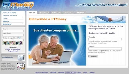 ETMoney permitirá cobrar PayPal como alternativa a Xoom