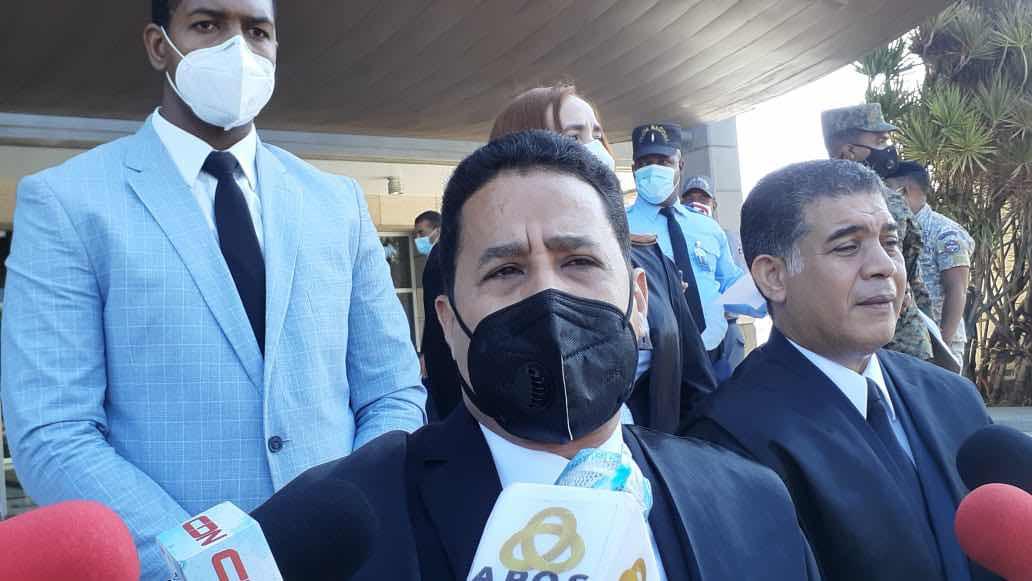 """Movimiento """"Rescate Gremial"""" y candidato a la presidencia del Colegio de Abogados Erick Cornielle emplazan presidente SCJ para que reabra tribunales"""