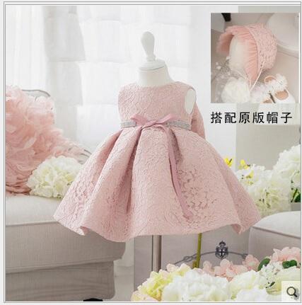 Sukienka z koła dla dziewczynki