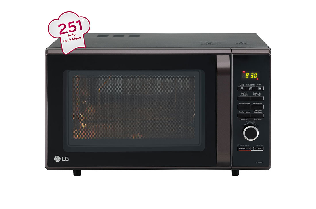 LG-Oven with diet fry