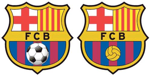 Logo Barcelona FC | MPL