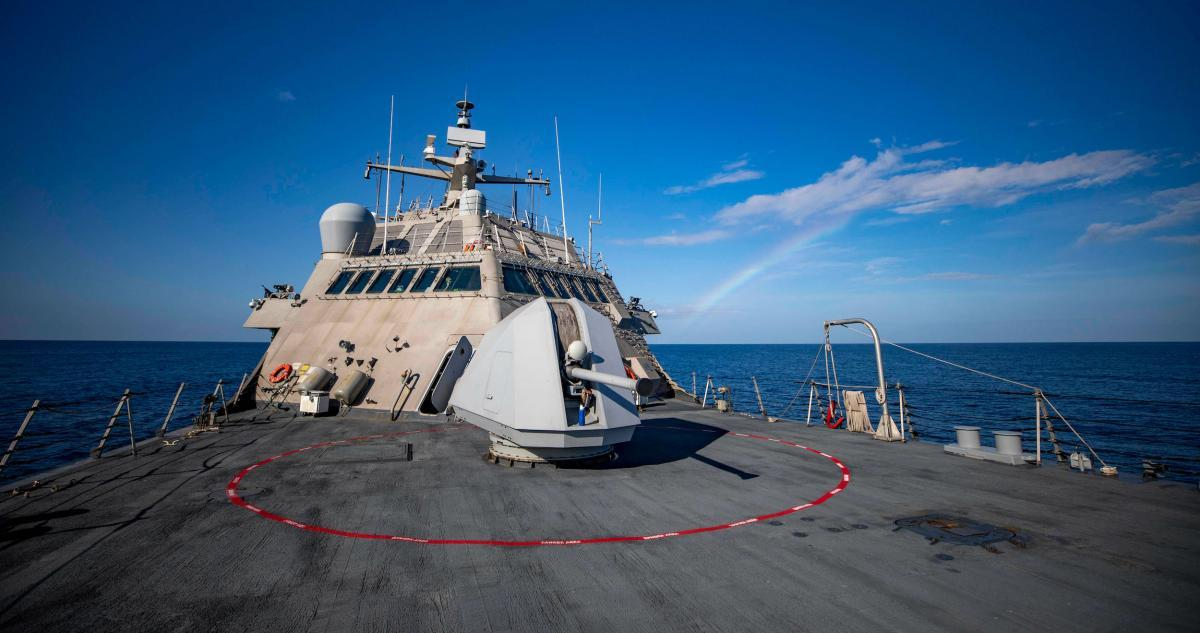 USS Billings (LCS-15)