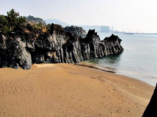 Life in Jeju 55 Olle Trail 10 หลงเข้าไปในทุ่งของสงคราม ลกครั้งที่ 2