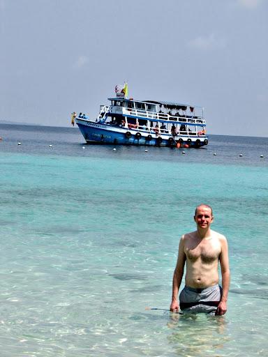 Samed Trip 2 ดำน้ำเกาะทะลุ และ มะม่วงสุกริมระเบียง