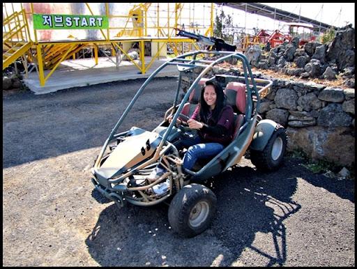 Life in Jeju 64 วันเกิดแองเจล่า ไปเล่นอะไรหวาดเสียวๆกันดีกว่า