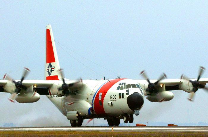 C:UsersCoeffDesktopArmy Base PicsAir Station Clearwater Coast Guard Base in Clearwater, FLC130Landing.jpg
