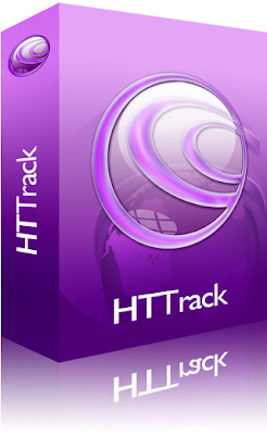 HTTracker descarga paginas web