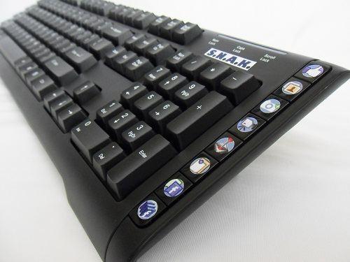 Teclado para Facebook S.N.A.K. (Social Network Access Keyboard)