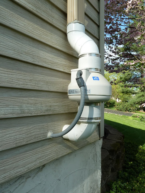 Radon Vent Fan Doug Francis Vienna VA