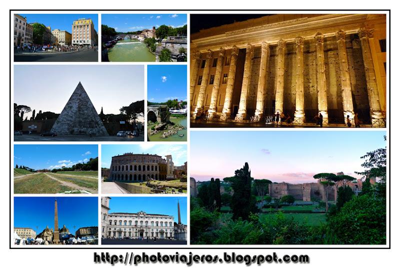 Otros lugares de Roma