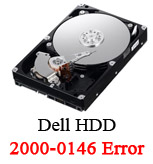 Dell Laptops HDD 2000-0416 Error Code, Bad Sector, System Freeze Problem, Fixing and Replacement icon