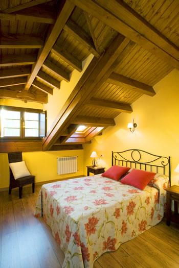 apartamentos argame habitación