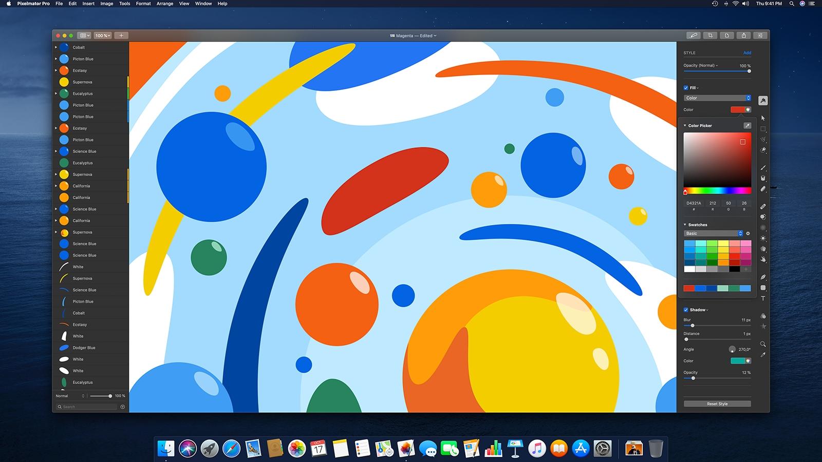 Photoshop alternatives Pixelmator Pro