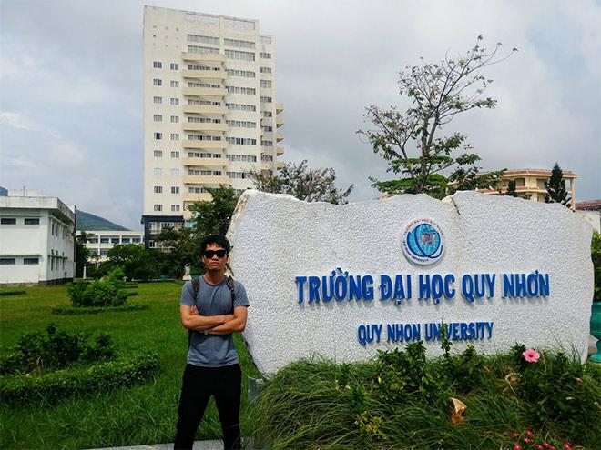 Ninh Quang Tiến - anh lập trình viên đi tìm lý tưởng nghề nghiệp - 1