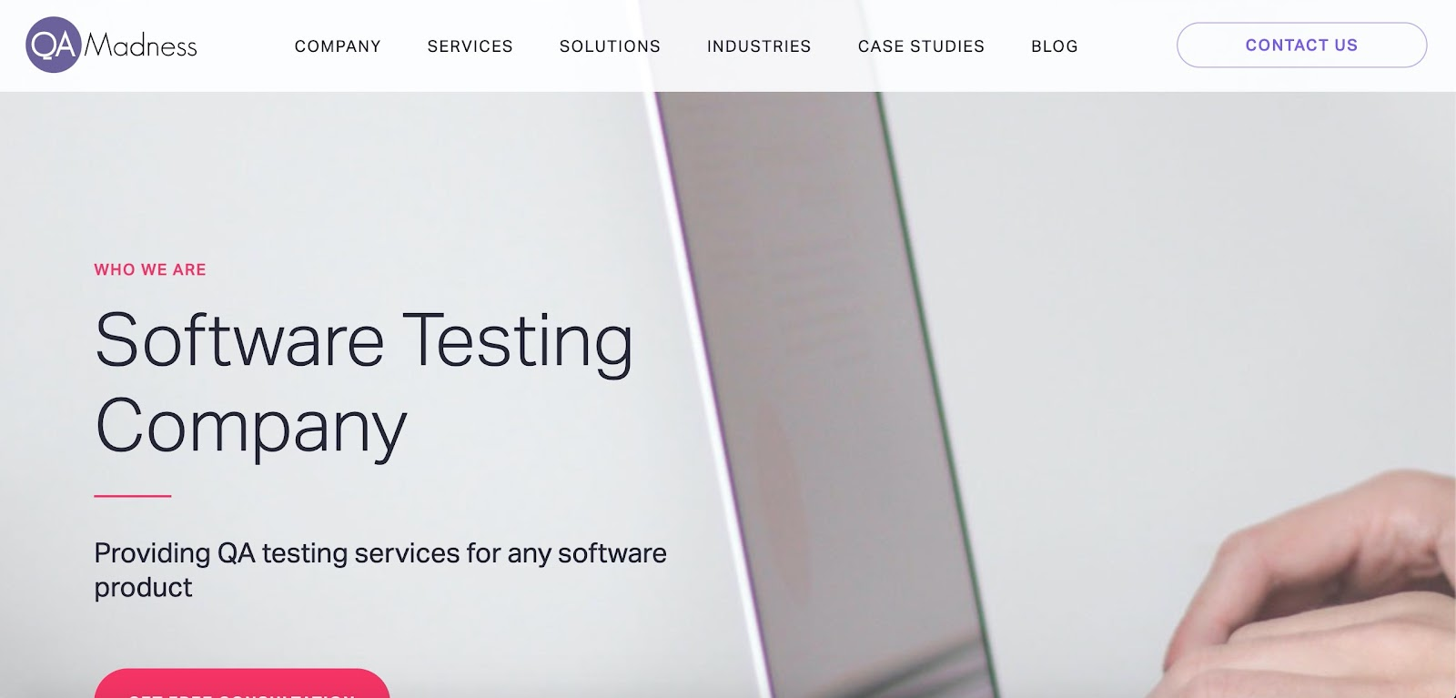 QA Madness is one of the Software Testing Companies