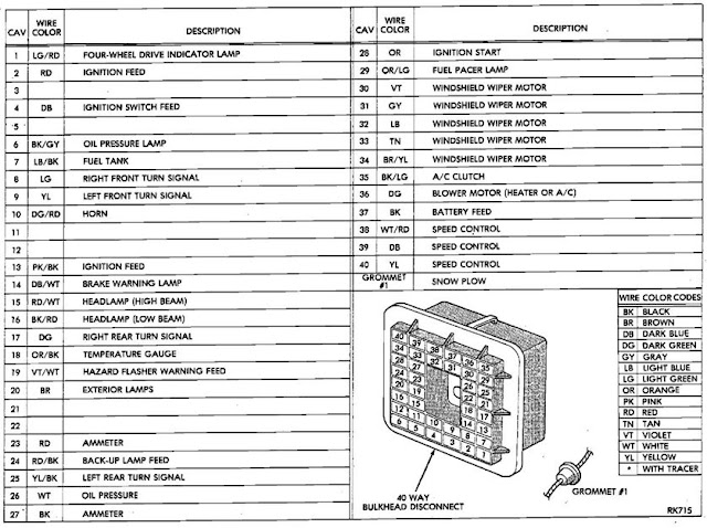 1989 dodge d100 fuse box 1989 automotive wiring diagrams 85w150%20bulkhead%20disconnect