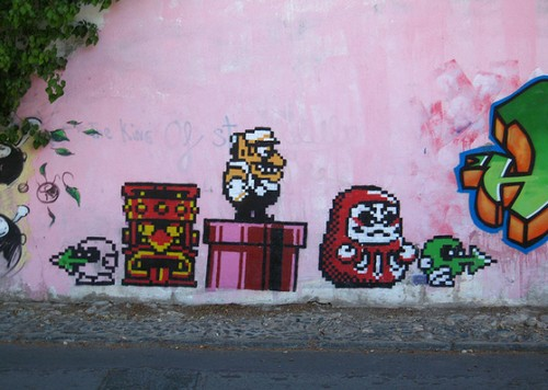 Graffitis De Video Juegos