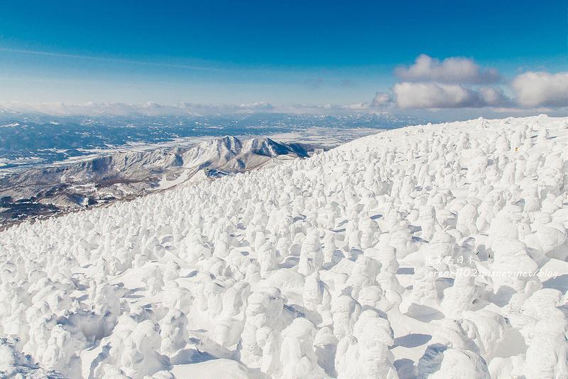 藏王山雪場