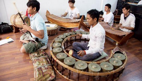 cambodia traditional music