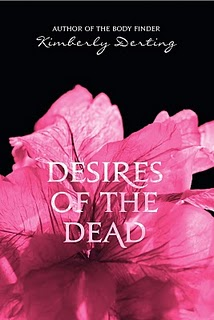 Cover Love: Desires of the Dead by Kimberly Derting