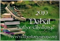 2010 Debut Author Challenge List