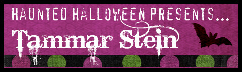 Haunted Halloween with Tammar Stein and a giveaway!