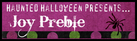Haunted Halloween with Joy Preble and a giveaway!