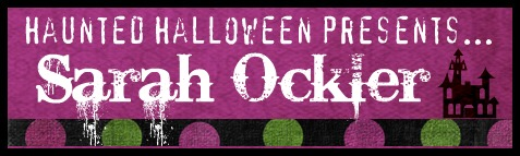 Haunted Halloween with Sarah Ockler and a giveaway!