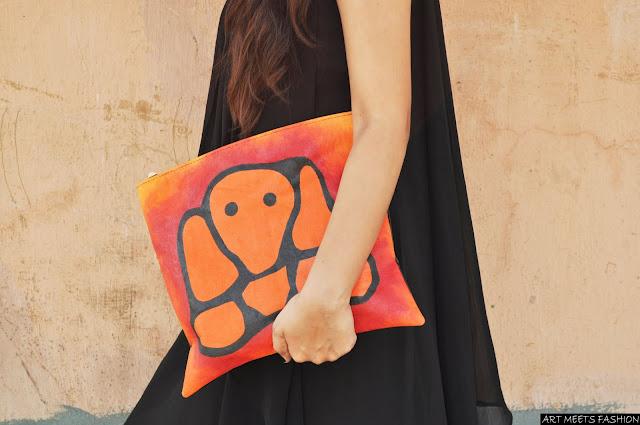 Handpainted Tote Bags