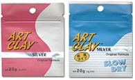 serie original art clay   La evolución de la Pasta de Plata