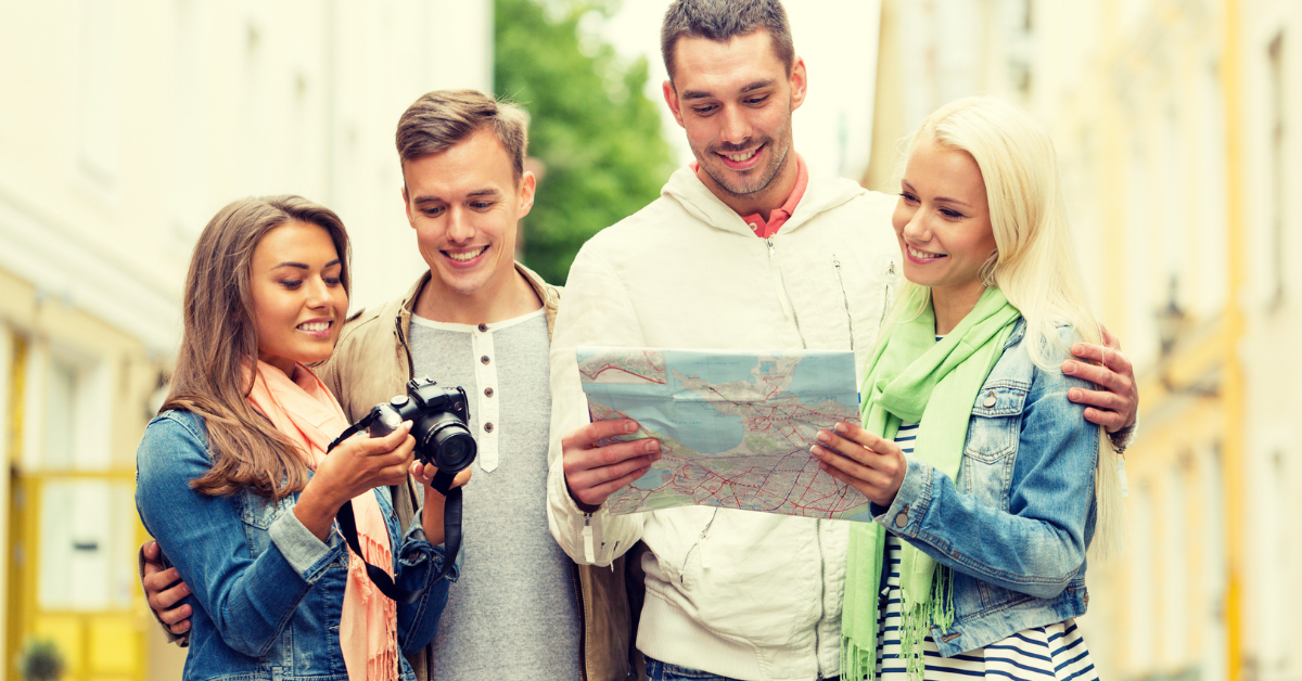 Traveling with friends boosts your quality of life