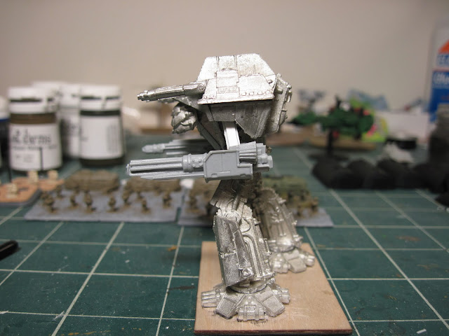 Warlord Left Side