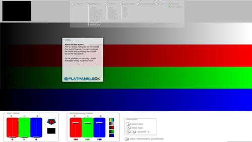 сервис Online Monitor Test