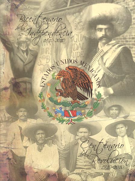 Portada del album coleccionador de monedas conmemorativas de cinco pesos mexicanas