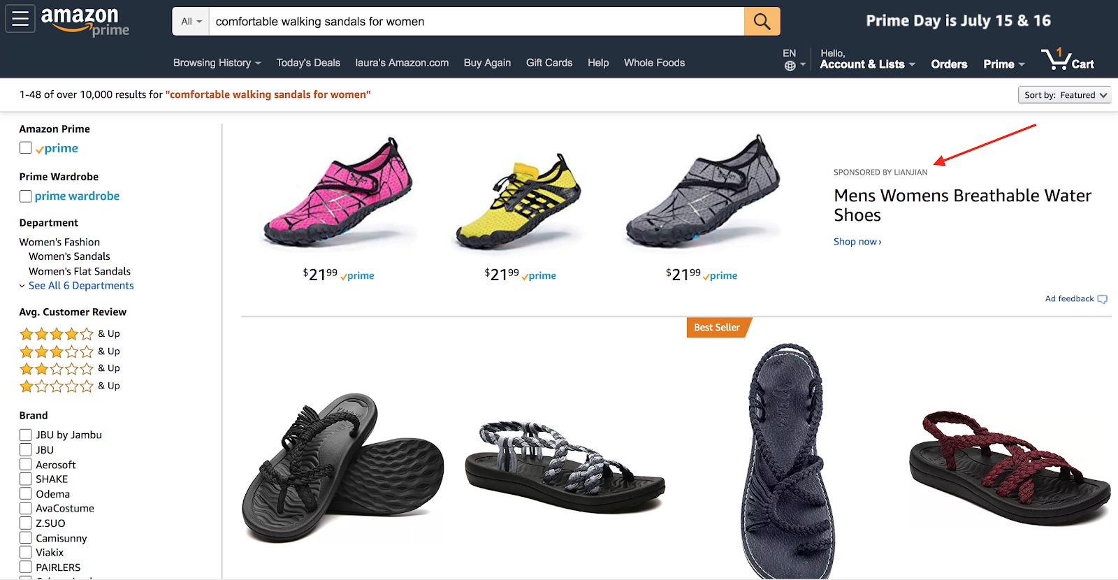 Product Listing Ad Examples | 8 Tips to Crush Your Q4 eCommerce Marketing Plan