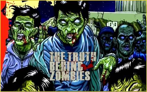 Cała prawda o zombie  / The Truth behind Zombies (2010)  PL.HDTV.720p.h264-Sante / Lektor PL