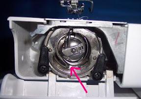 Problema macchina da cucire for Silvercrest macchina da cucire