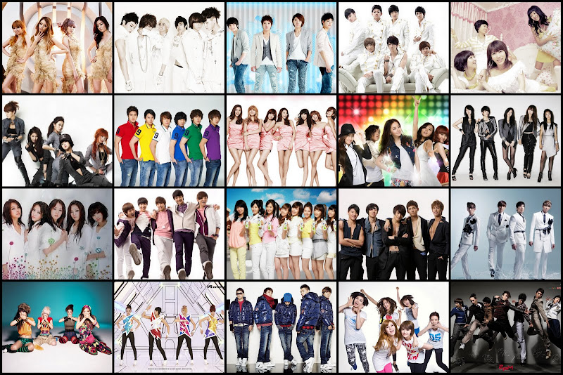 Kpop Group: Name The KPop Band! (images) Quiz