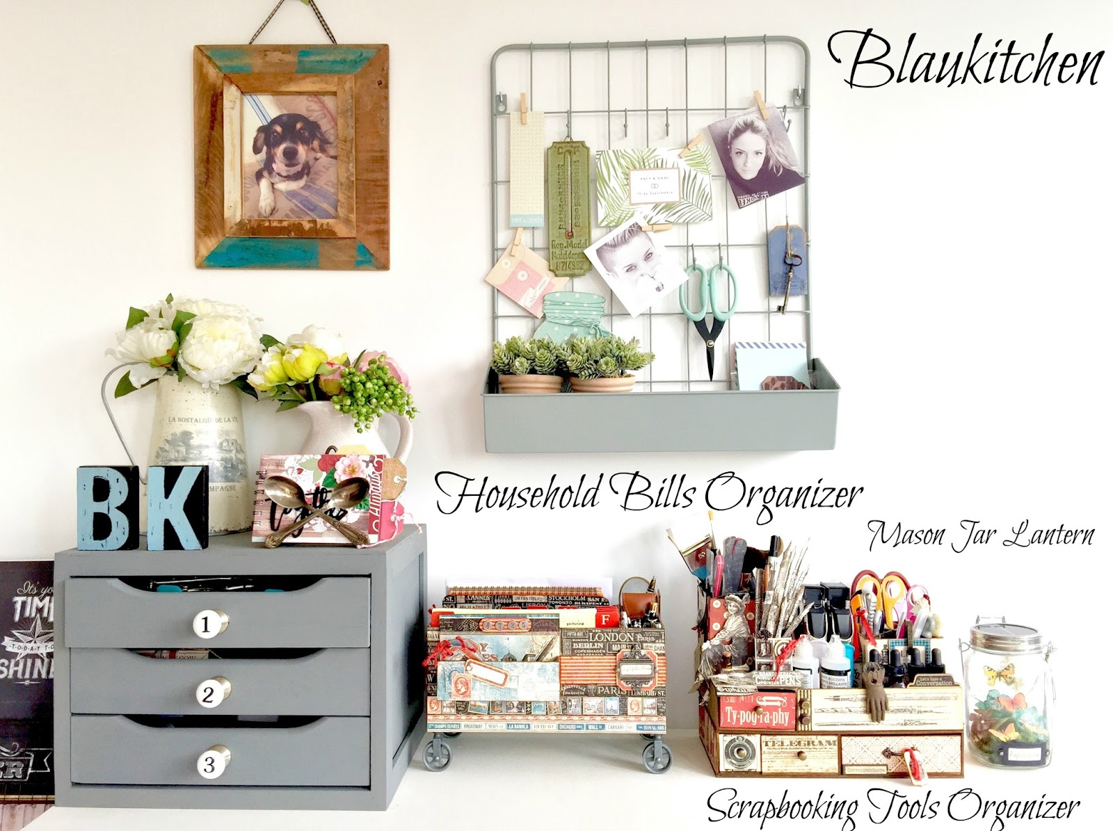 Household Bills Organizer City Scapes Tutorial by Marina Blaukitchen Product by Graphic  45 photo 6.jpg