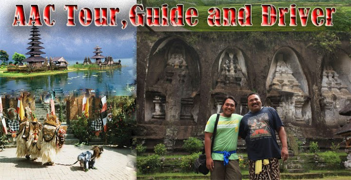 Bali tour and transport.