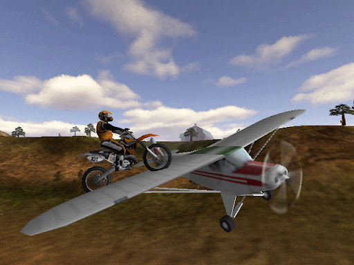Motocross madness2 pc