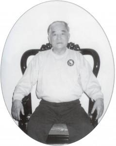 Основатель стиля Илицюань – Чин Лик Кён