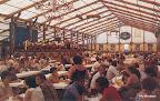 Das Große Blasorchester auf dem 63. Webenheimer Bauernfest
