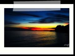 Sunset in Bugnaw Se-i, Guindulman